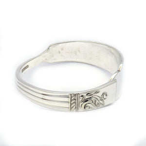 Antique Angora Knife Bangle