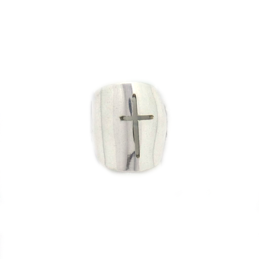 Spoon Cross Ring