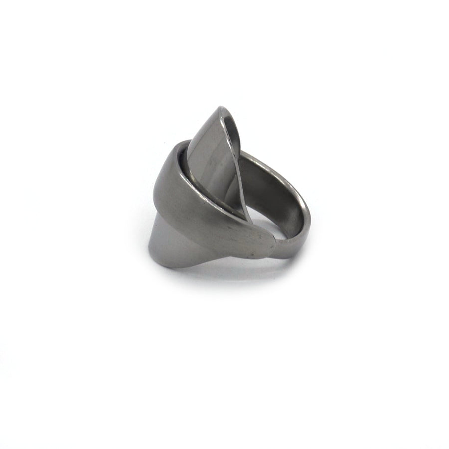 Stainless Steel Spoon Wrap Ring