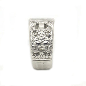 Antique Community Spoon Ring