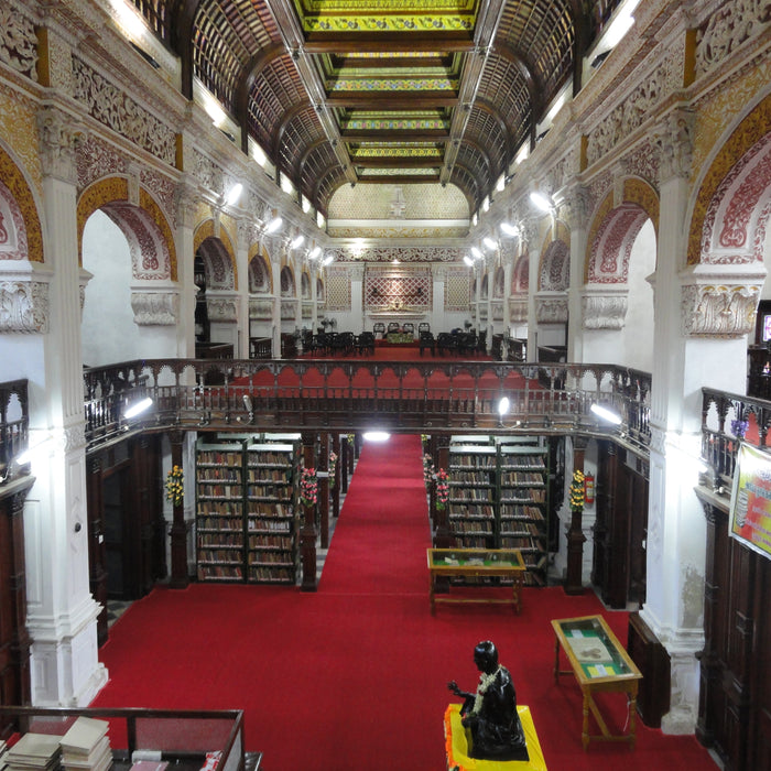 A Literary Pilgrimage in Chennai