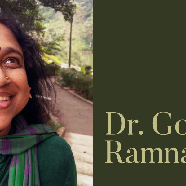 Dr. Gowri Ramnarayan - a Multi-faceted Personality
