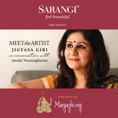 Jigyasa Giri in Meet the Artist by Margazhi.org