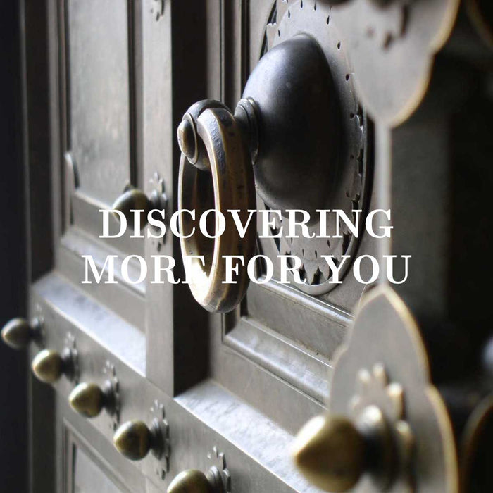 Discovering More For You