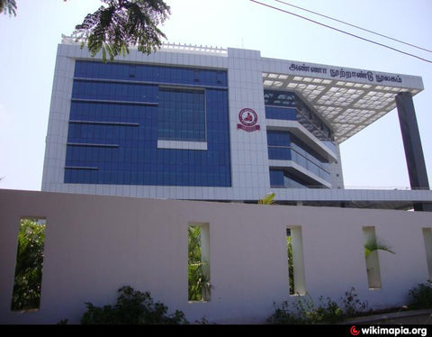 Anna Centenary Library in Chennai