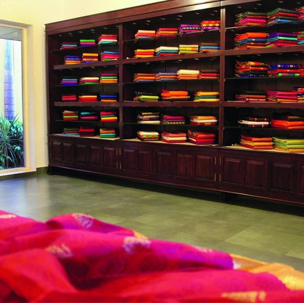 Interiors of our plush store