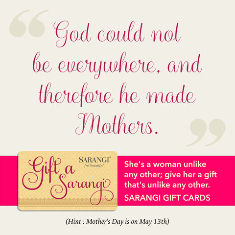 Sarangi's Mother's Day Quotes