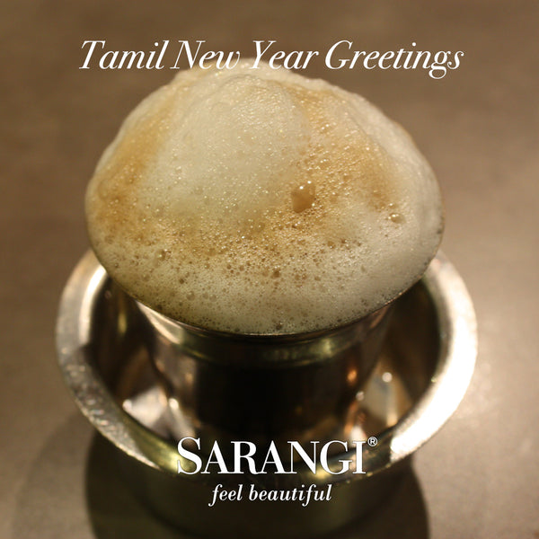 tamil new year greetings from sarangi the kanjivaram sari store
