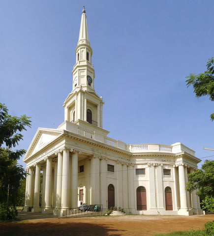 St. Andrews Church in Chennai