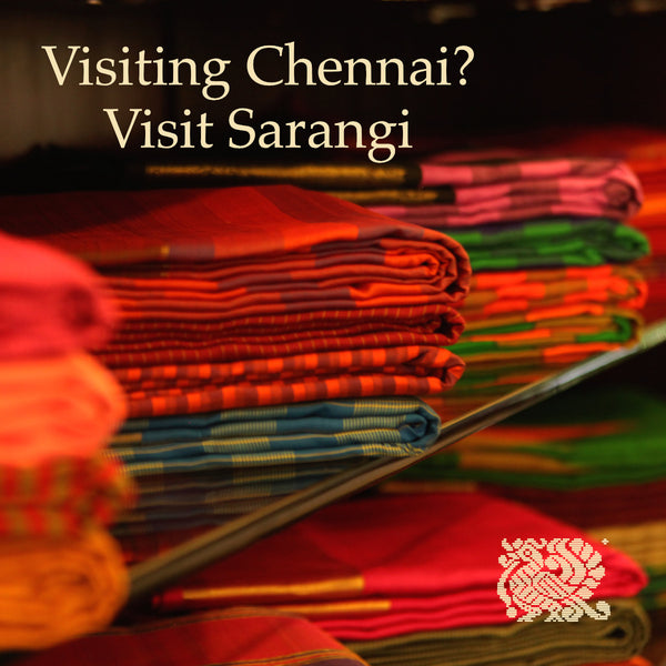Let Sarangi be on your Chennai agenda!