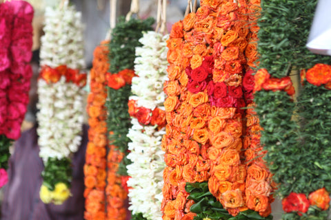 Kanchipuram Flower market