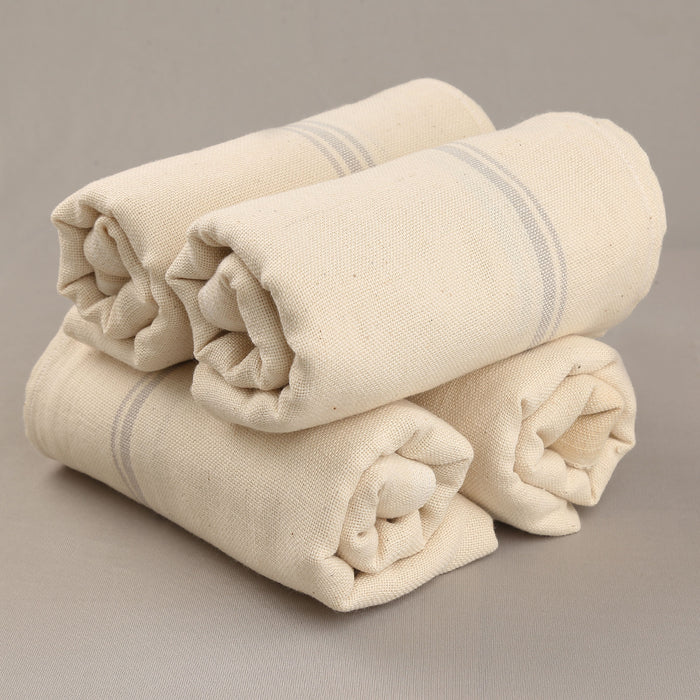 Kaskom Handwoven Organic Cotton Towel (Set of 4) - 1475193OWH-4