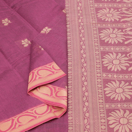 Sarangi Organic Cotton Sari - 1133601MAR