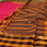 Sarangi Handwoven Silk-Cotton Sari - 1363251PIN
