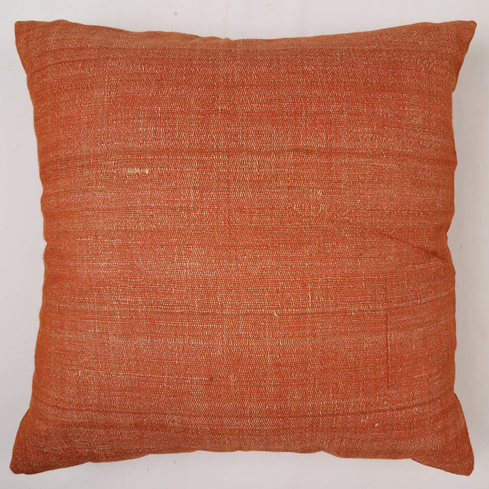 Sarangi x Buriya : Hand Embroidered Cushion Cover - 1505369BRO