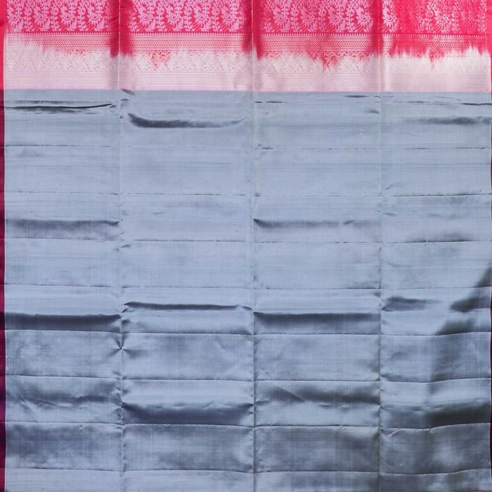 Handwoven Soft Silk Saree - 5 CBE667