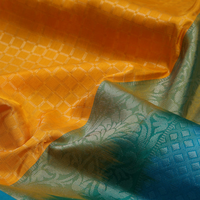 Handwoven Soft Silk Saree - KMS1941