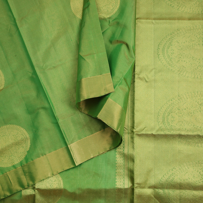 Handwoven Soft Silk Saree - KSS8806