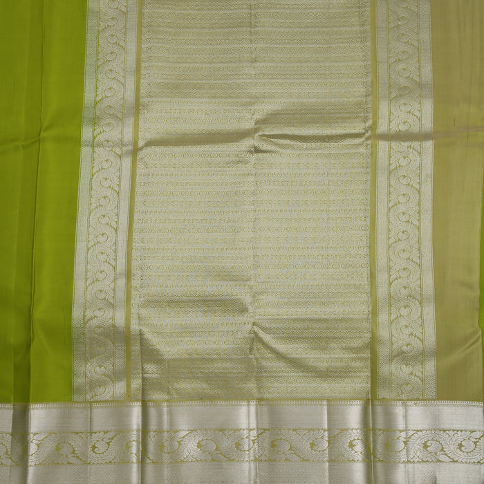 Handwoven Soft Silk Saree - MPT1007