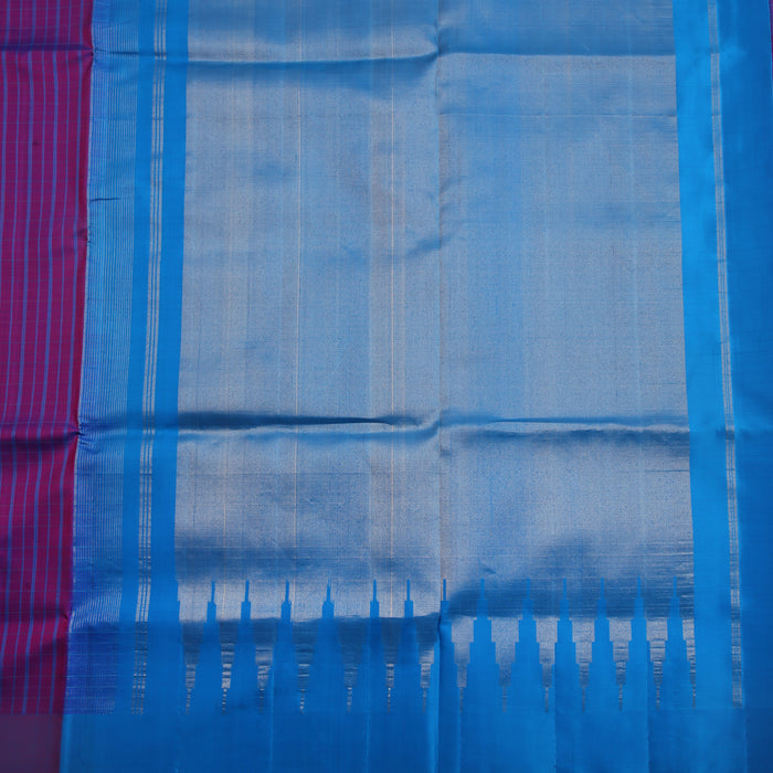 Handwoven Soft Silk Saree - NPK7308