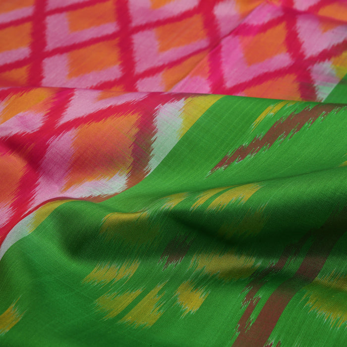 Handwoven Soft Silk Saree -  1 SHL2150