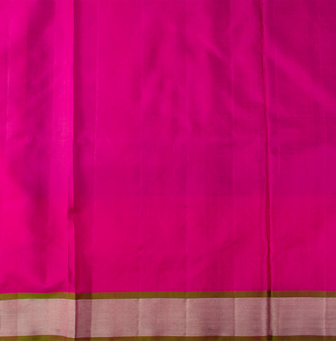 Handwoven Soft Silk Saree - 1 KMS1941