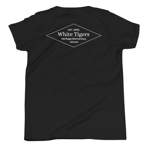 Tiger Paw Youth Short Sleeve T-Shirt