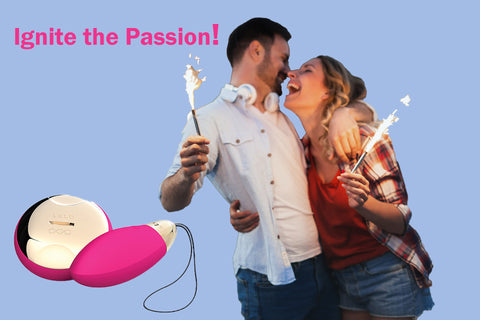 Vibrating underwear for couple play