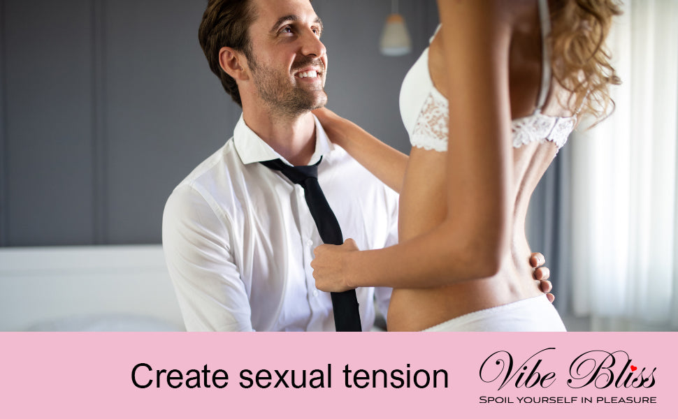 Slow sex to create tension