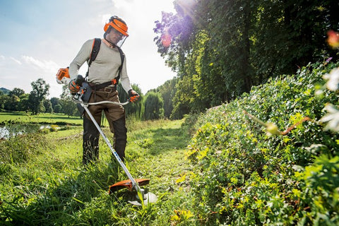 Petrol Grass Trimmers & Brushcutters