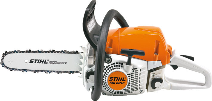 Stihl MS 231 C-BE Petrol Chainsaw