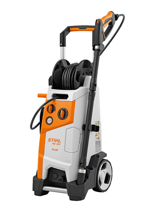 Stihl RE 150 PLUS Powerful 140-bar Pressure Washer