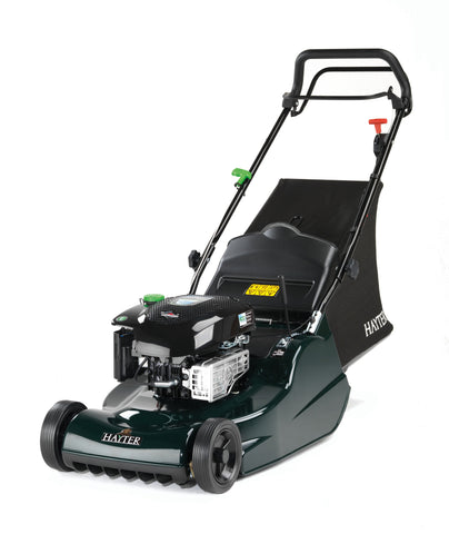 Hayter Harrier 48 cm Rear Roller Lawnmower - BBC Auto VS