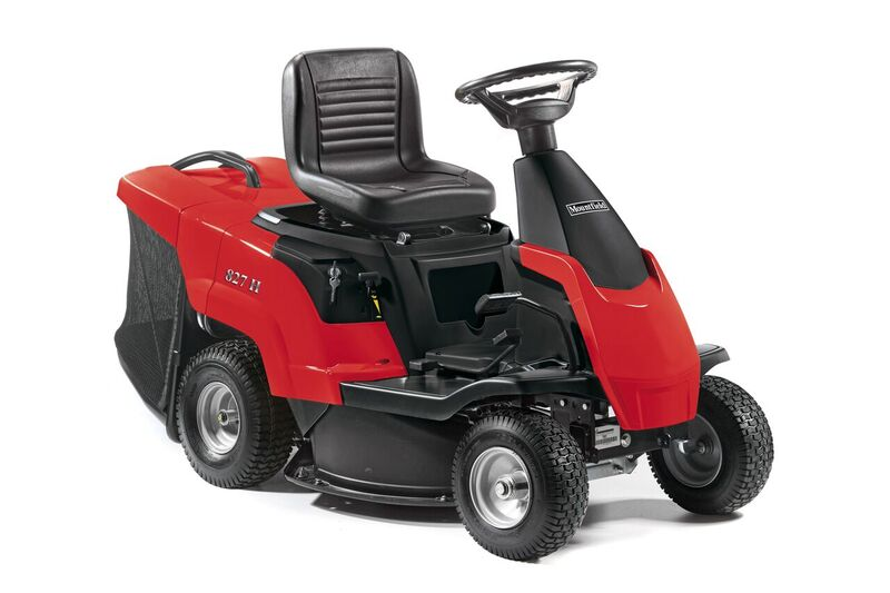 Mountfield 827H Compact Ride on Mower