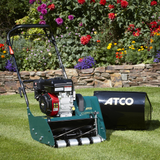 Atco Clipper 16 Petrol Driven Cylinder Mower