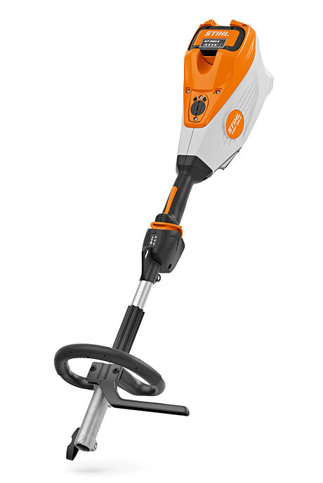 Stihl KMA 135 R Cordless KombiEngine - with an AP battery slot