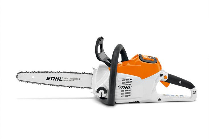 "Stihl MSA 200 C-B High-performance cordless chainsaw, with a 14"" / 35 cm bar length"