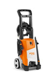 Stihl RE 100 Sturdy Compact Pressure Washer - Now With FREE Patio Surface Cleaner