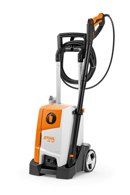 Stihl RE 110 Pressure Washer- Now With FREE Patio Surface Cleaner