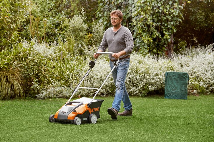 Electric Powered Lawn Scarifier