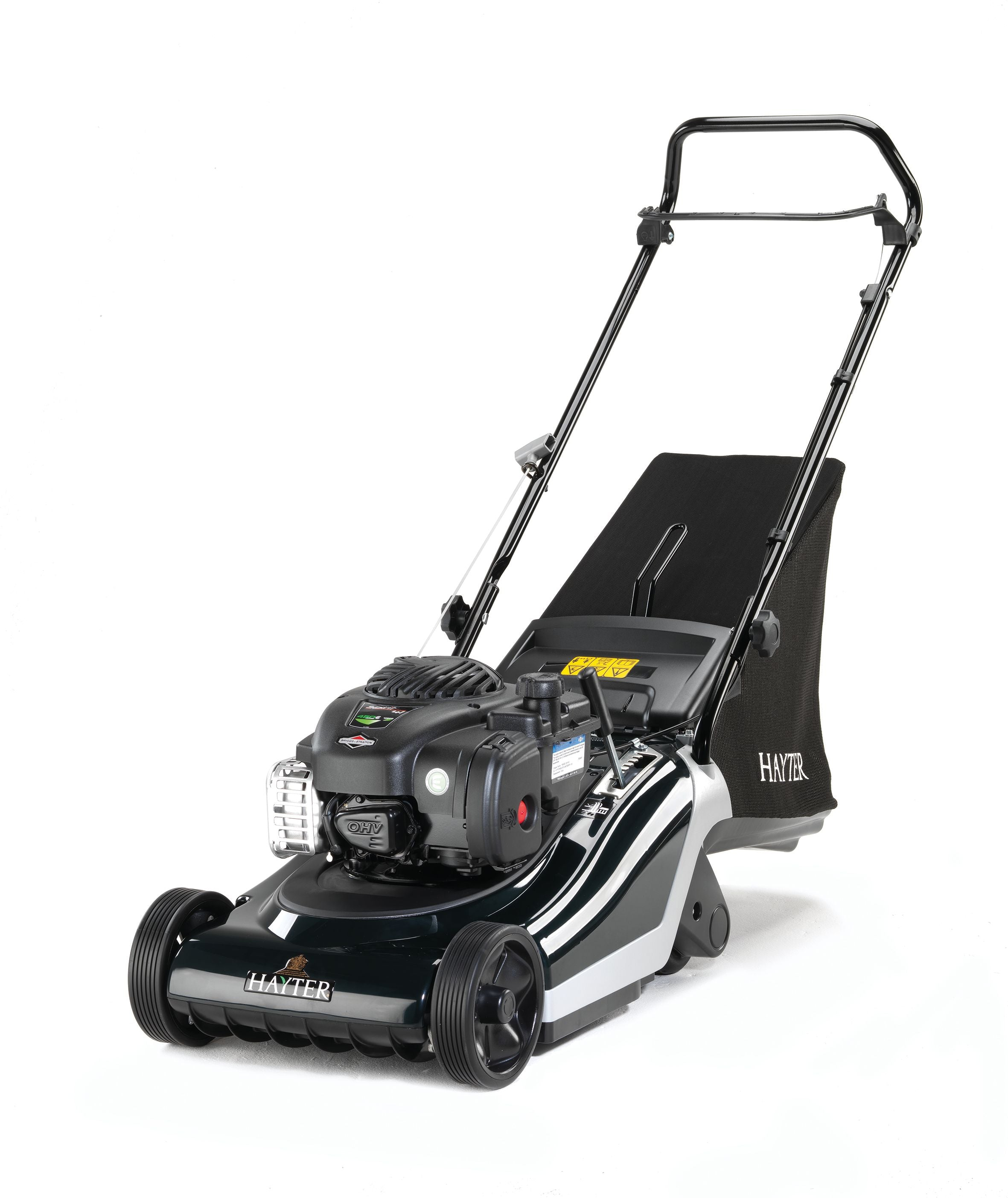 Hayter Spirit 41 cm - Petrol Powered Lawnmower