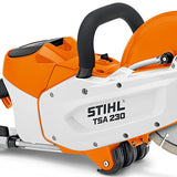 Stihl TSA 230  Cordless Cut-Off Machine With 230cm Cutting Wheel