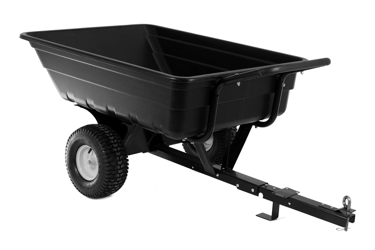 Cobra GTT400HD 300kg Tow Trailer / Push Garden Cart