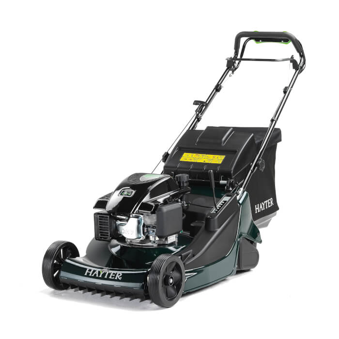Hayter Harrier 56 Petrol Variable Speed Roller Drive Lawnmower