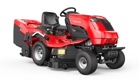 "Countax C60 Garden Tractor with 42"" Deck & Collector"
