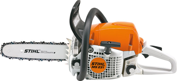 Stihl MS 231 Petrol Chainsaw