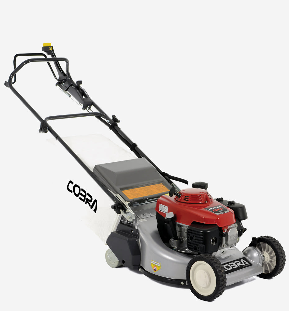 Cobra RM48SPH Honda Powered Rear Roller Lawnmower - 48 cm cut