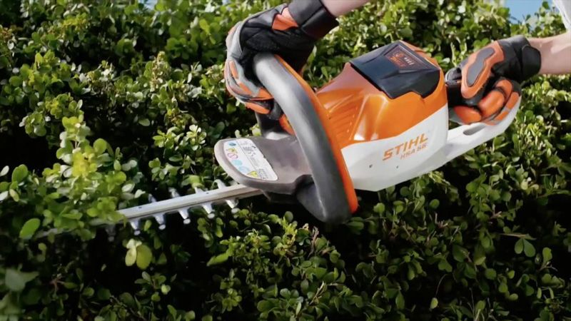 Hire a Battery Hedge Trimmer