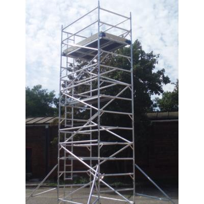 Hire Alloy Tower Scaffold .85m x 1.8m
