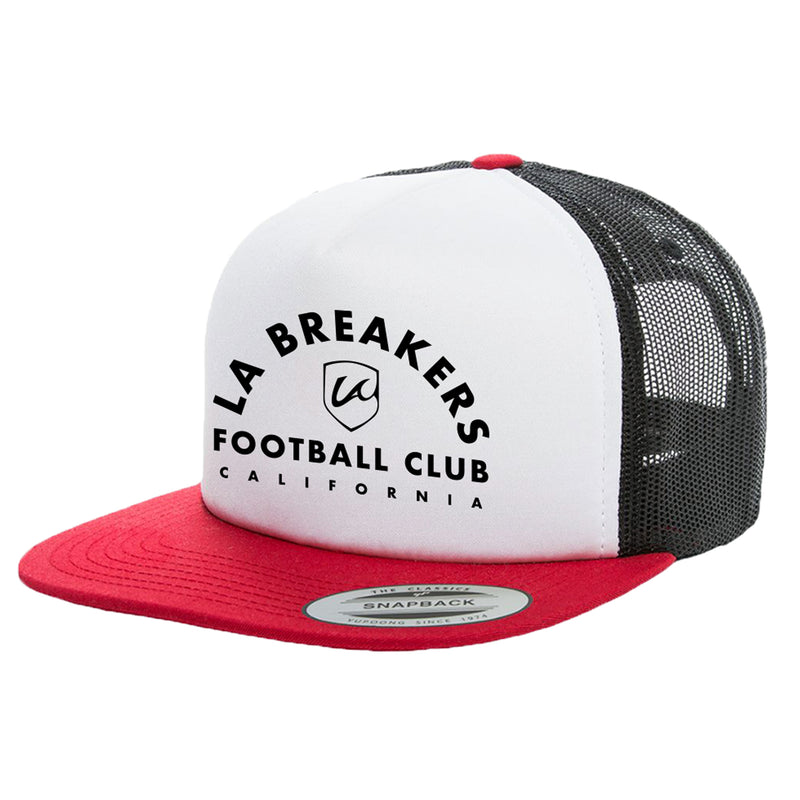 LA BREAKERS CLUBHOUSE FOAM TRUCKER CAP